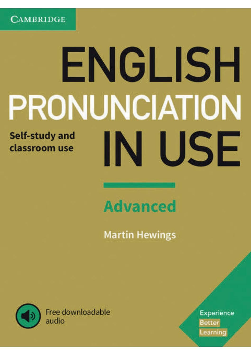 English Pronunciation in Use Advanced Book by 華泰文化 Hwa Tai