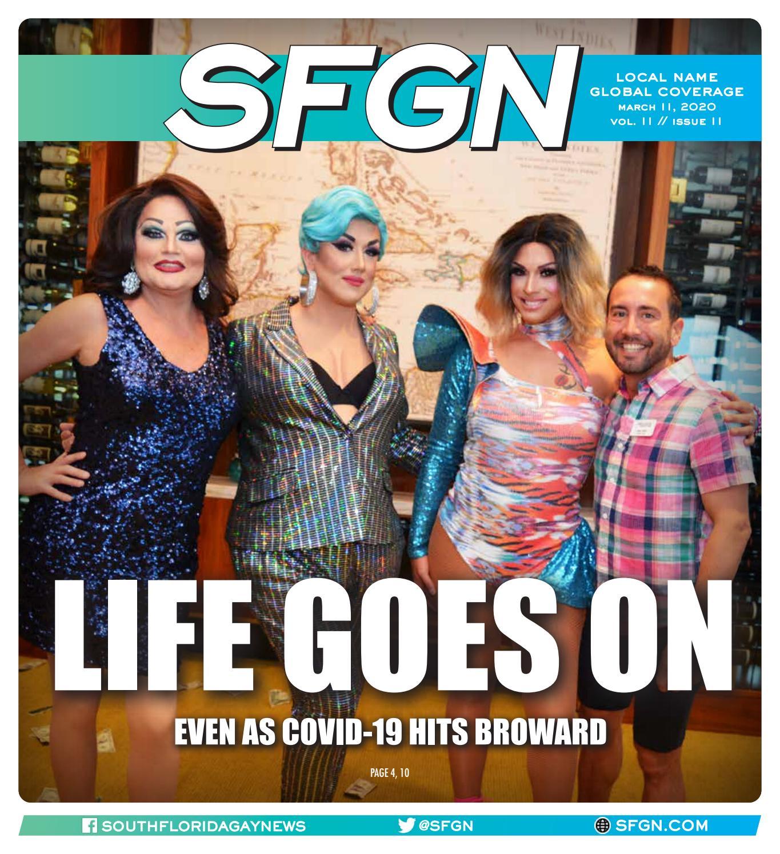Miami gay scene