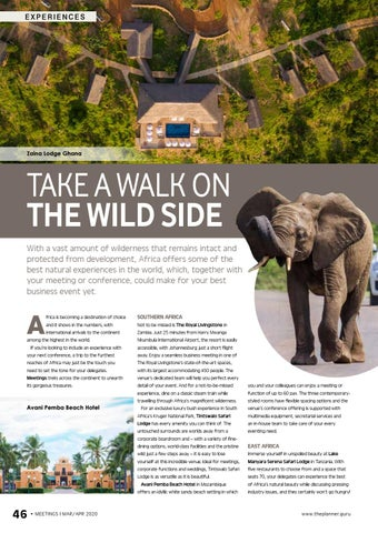 Page 48 of Take a walk on the wild side With a vast amount of wilderness