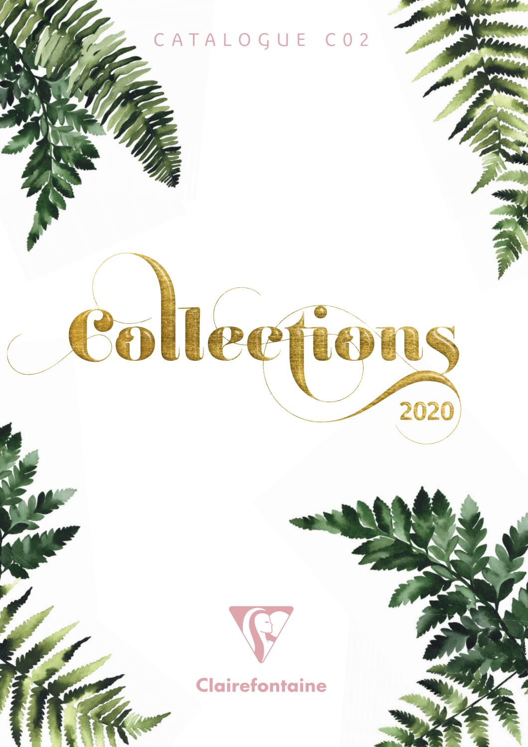 Clairefontaine Stationery Collections 2020 Catalogue By Exaclair Limited Issuu