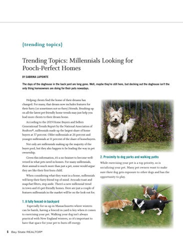 Page 8 of Trending Topics: Millennials Looking For Pooch