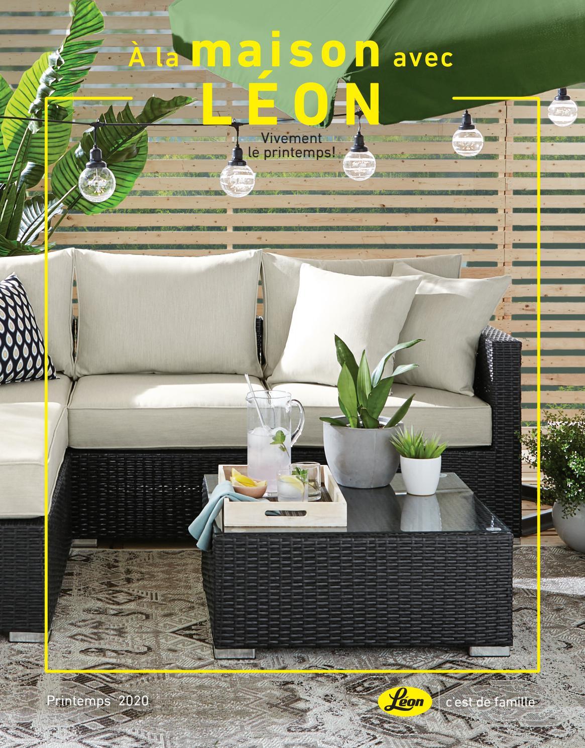 Trend Meubles De Salon Chez Leon