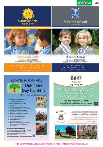 Page 49 of Childcare Directory