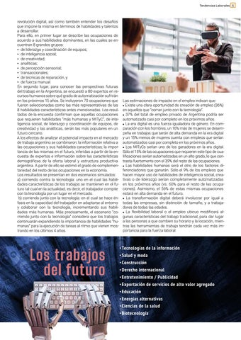 Page 5 of Tendencias Laborales
