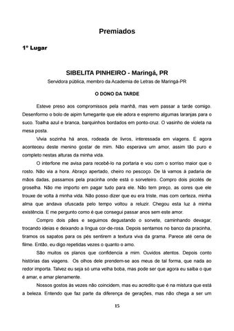 Page 16 of SIBELITA PINHEIRO - Maringá, PR