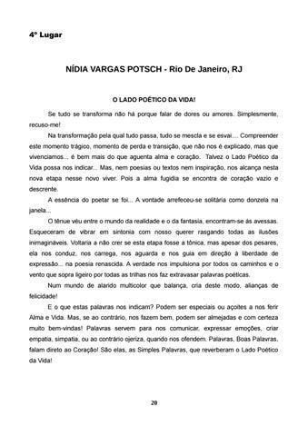 Page 21 of NÍDIA VARGAS POTSCH - Rio De Janeiro, RJ