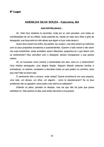 Page 26 of ADENILDA SILVA SOUZA - Caturama, BA