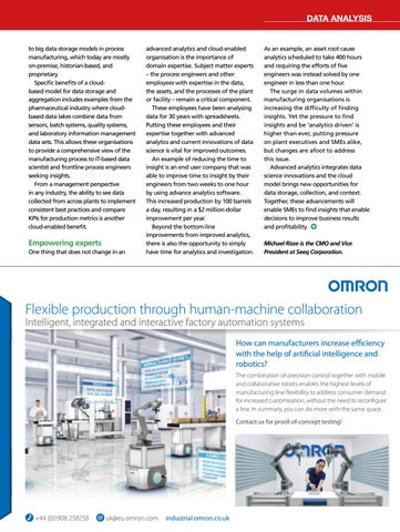 Page 25 of Automation technology providers will showcase their industrial automation offerings at the SPS - Smart Production Solutions exhibition in Nuremberg from 26 – 28 November