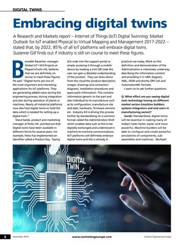 Page 8 of Is industry embracing digital twins?