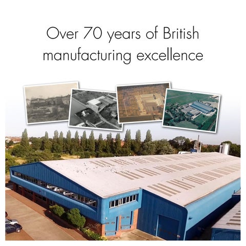 Page 9 of Over 70 years of British manufacturing excellence