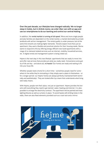 Page 9 of Hejme in practice