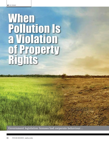 Page 34 of When Pollution is a Violation of Property Rights