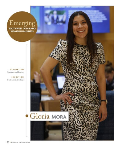 Page 22 of Gloria Mora, Emerging