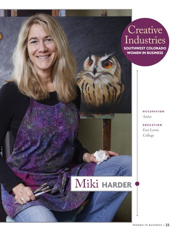 Page 25 of Miki Harder, Creative Industries