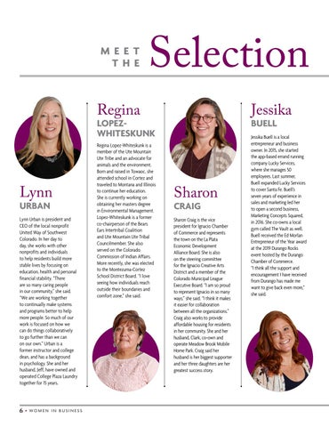 Page 8 of Meet the Selection Committee