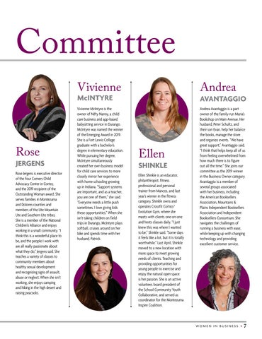 Page 9 of Meet the Selection Committee