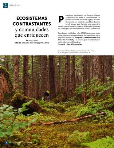 Page 6 of Ecosistemas contrastantes y comunidades que enriquecen