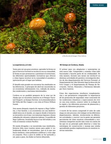 Page 7 of Ecosistemas contrastantes y comunidades que enriquecen