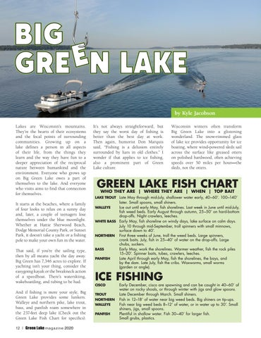 Page 12 of Big Green Lake