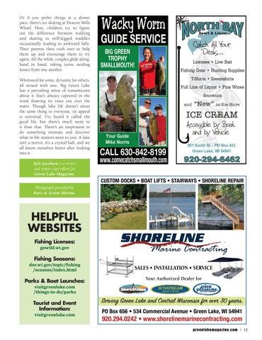 Page 13 of Big Green Lake