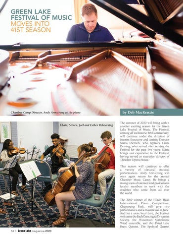 Page 14 of Green Lake Festival of Music