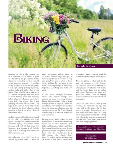 Page 23 of Biking