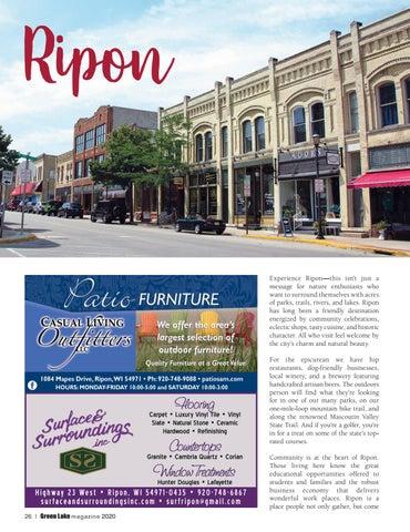 Page 26 of Ripon, WI