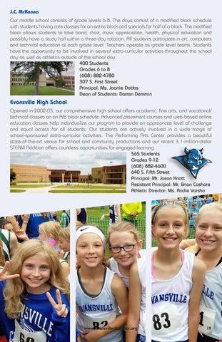 Page 19 of Evansville School District