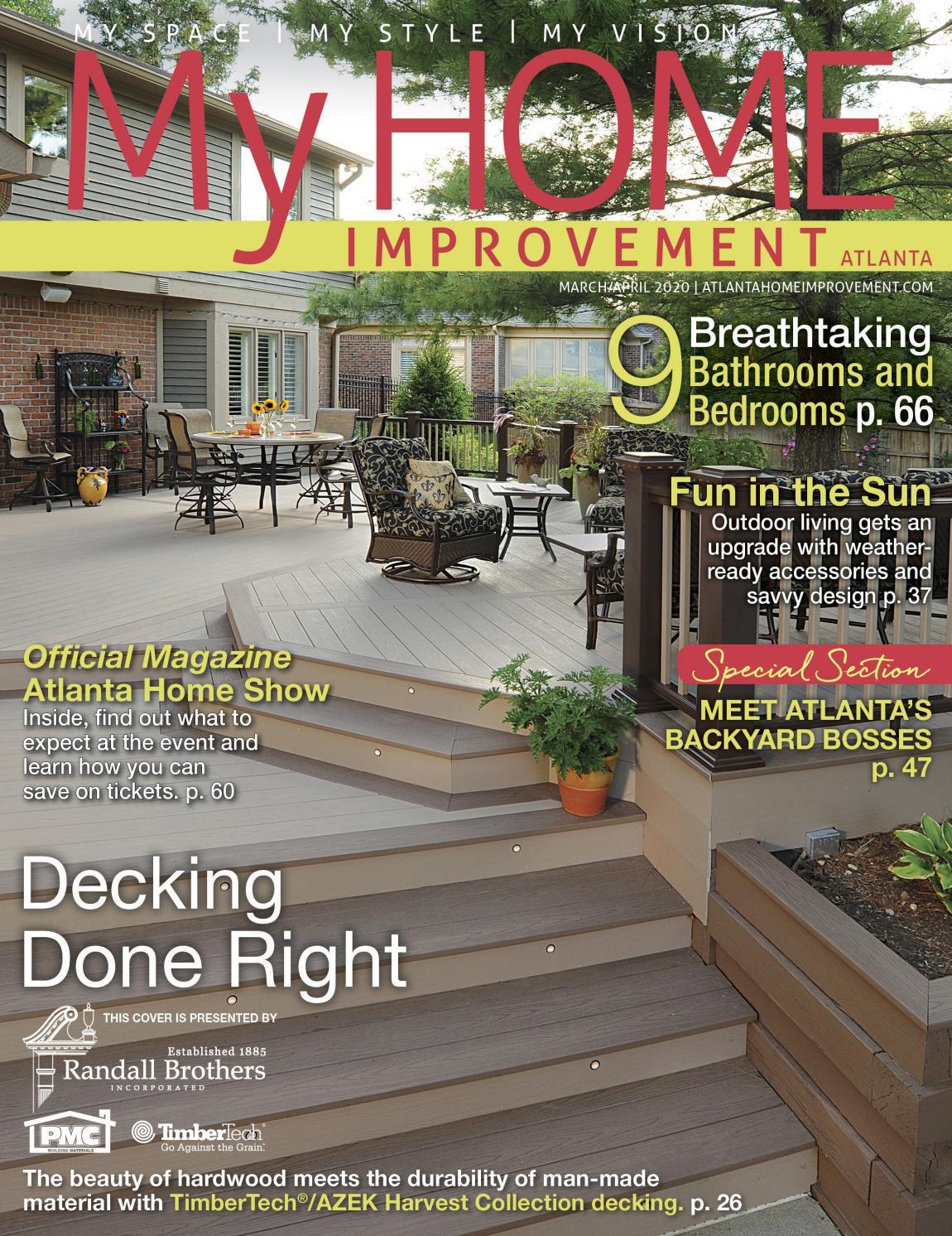 My Home Improvement 0320 0420 By My Home Improvement Magazine Issuu