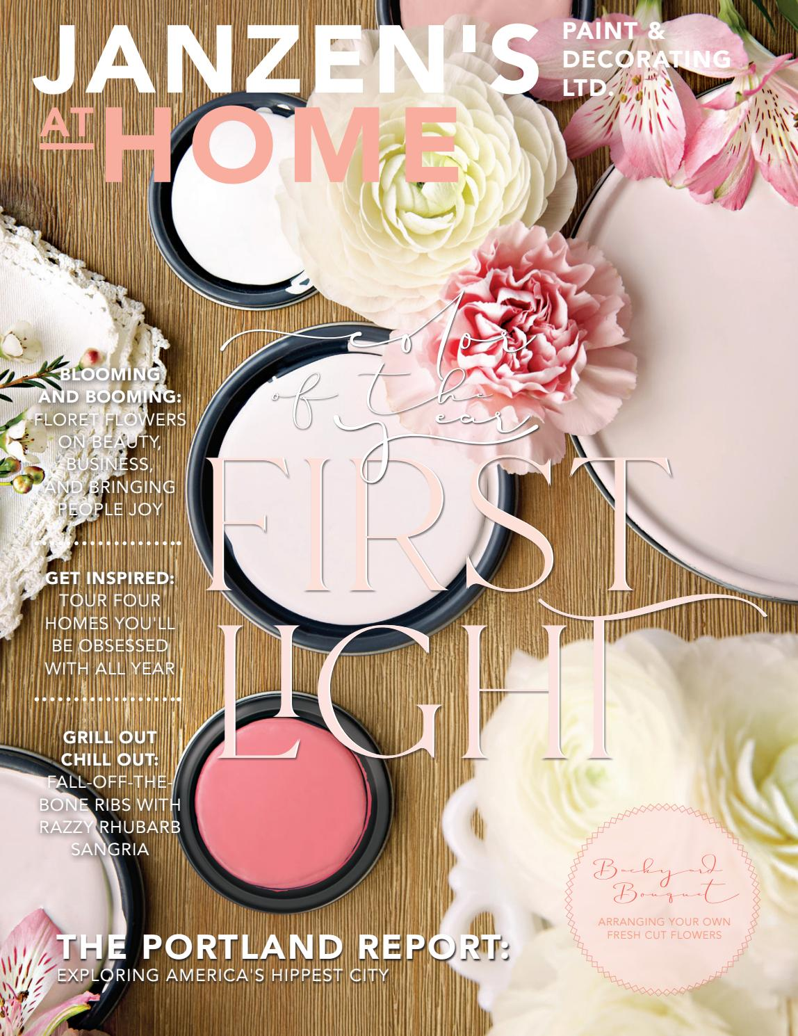 Janzen S Paint Decorating Ltd At Home Spring 2020 By At Home Magazine Issuu