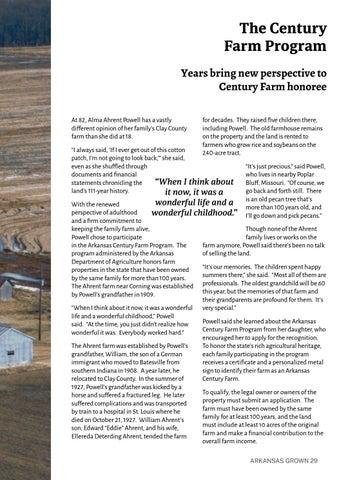 Page 33 of The Century Farm Program