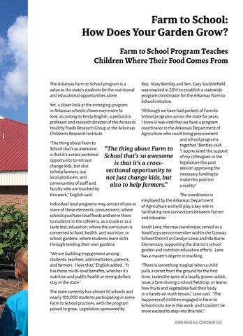 Page 57 of Farm to School: How Does Your Garden Grow?