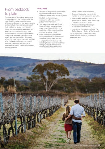 Page 23 of Food and Wine