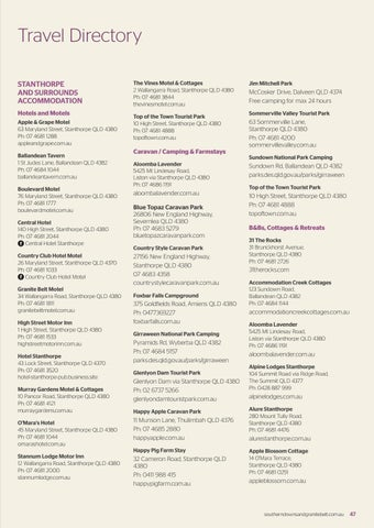 Page 49 of Travel Directory