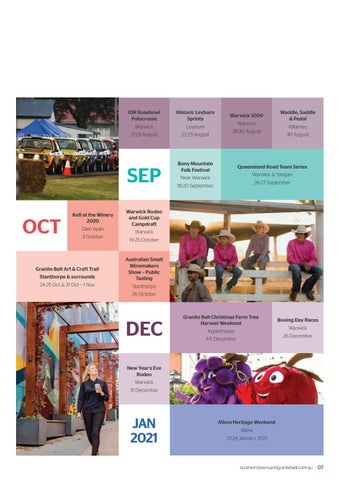 Page 9 of Events Calendar