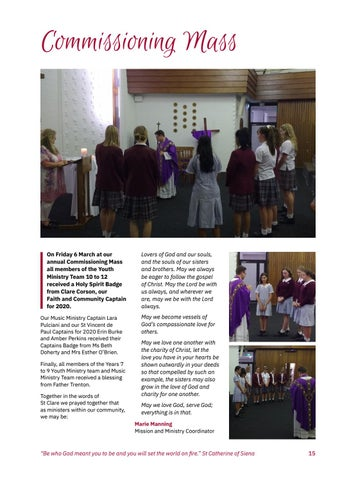 Page 17 of Ash Wednesday Liturgy