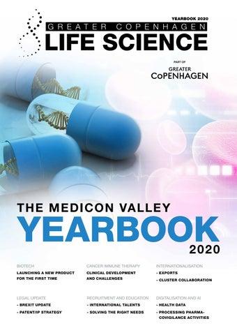 Greater Copenhagen Life Science Yearbook 2020 By Nem Media Issuu