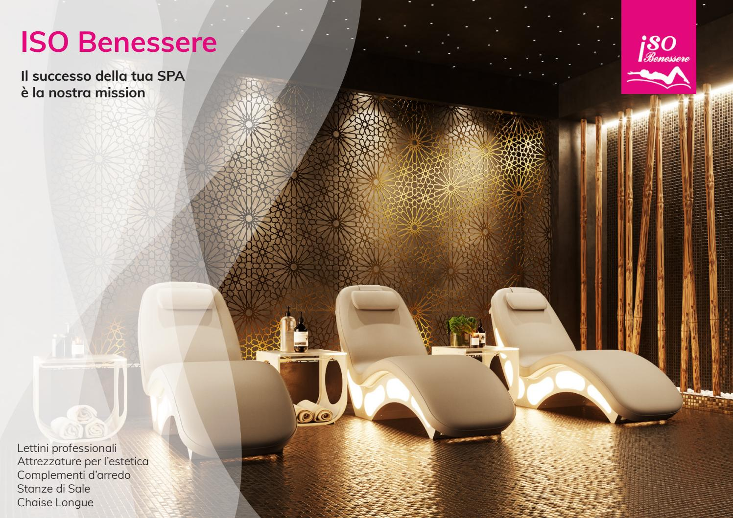 Catalogo Isobenessere 2020 Ita By Marketing Iso Italia Group Issuu