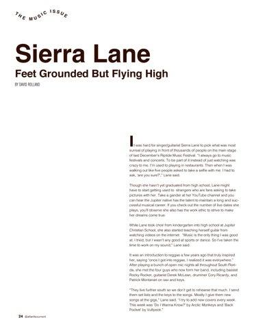 Page 24 of Sierra Lane