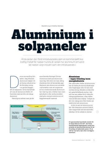 Page 11 of Aluminium Scandinavia nr 1-2020