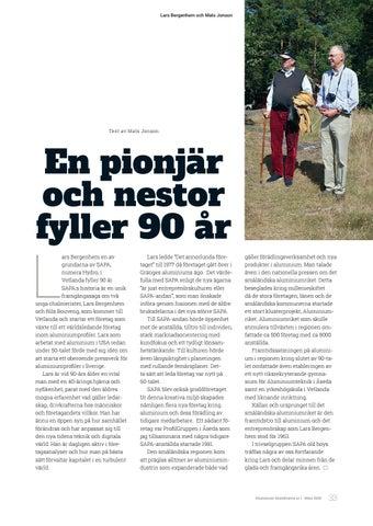Page 33 of En pionjär och nestor fyller 90 år