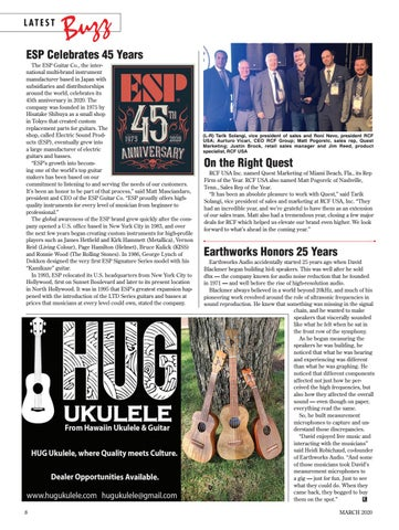 Page 8 of ESP Celebrates 45 Years
