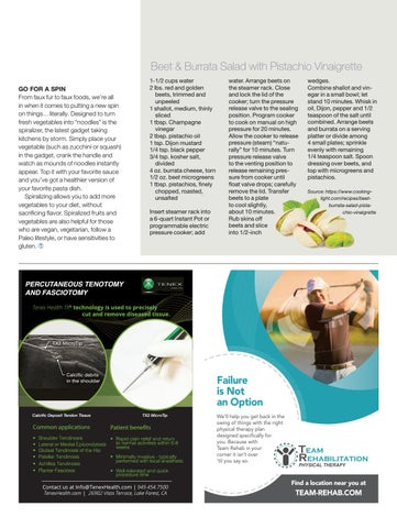 Page 21 of Food Tech: Go-to gadgets for healthy spring cooking