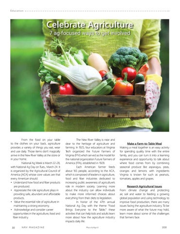 Page 30 of Celebrate Agriculture