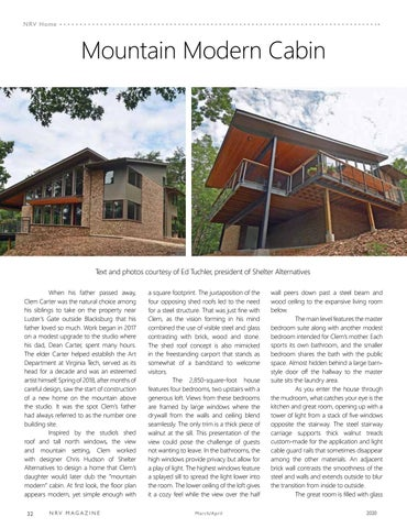 Page 32 of Modern Mountain Cabin