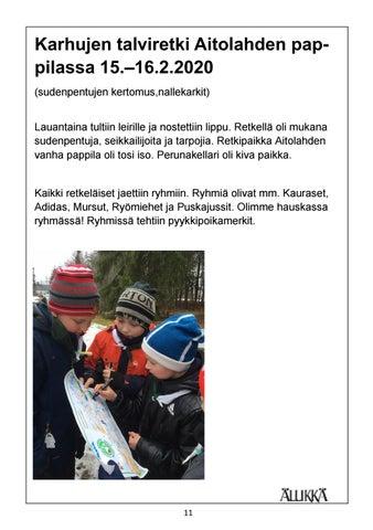 Page 11 of Sudenpentujen kertomus