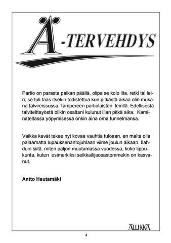 Page 4 of Pääkirjoitus