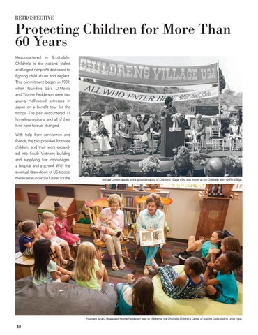 Page 40 of Retrospective Childhelp More than 6 Decades