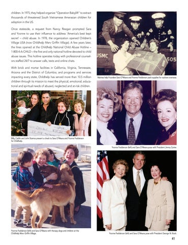 Page 41 of Retrospective Childhelp More than 6 Decades
