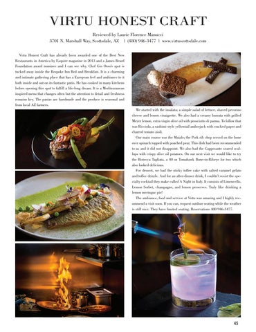 Page 45 of Trendy Dining Virtu